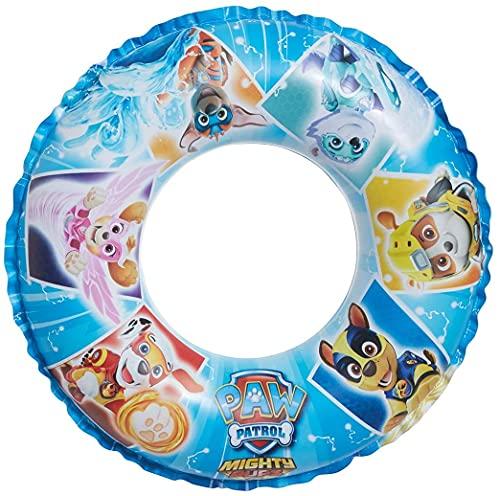 Smart Planet Schwimmring Paw Patrol - Fellfreunde - Schwimmreif aufblasbar - Pool Ring Reif - Luftmatratze - Schwimmbad Freibad Hallenbad - Ø 45 cm