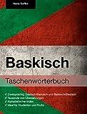 Taschenwörterbuch Baskisch (German Edition)