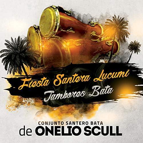 Conjunto Santero Bata De Onelio Scull