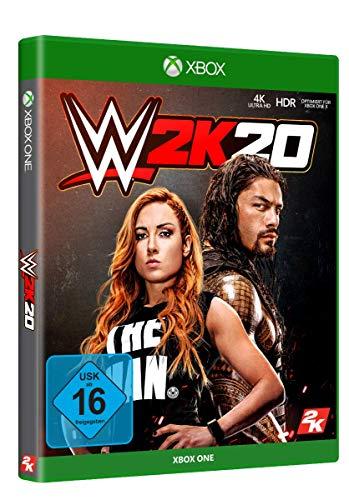 WWE 2K20 - Standard Edition - [Xbox One]