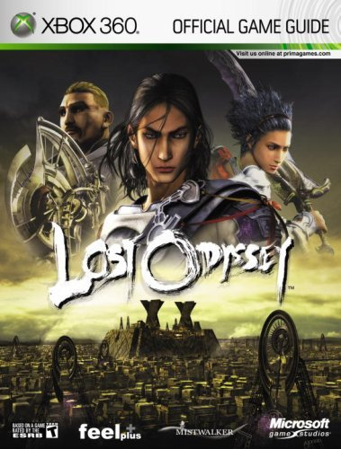 Lost Odyssey: Prima Official Game Guide (Prima Official Game Guides) by Kaizen Media Group (2008-02-12)