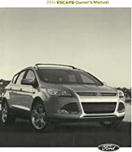 bishko automotive literature 2014 Ford Escape Owners Manual User Guide Reference Operator Book Fuses Fluids