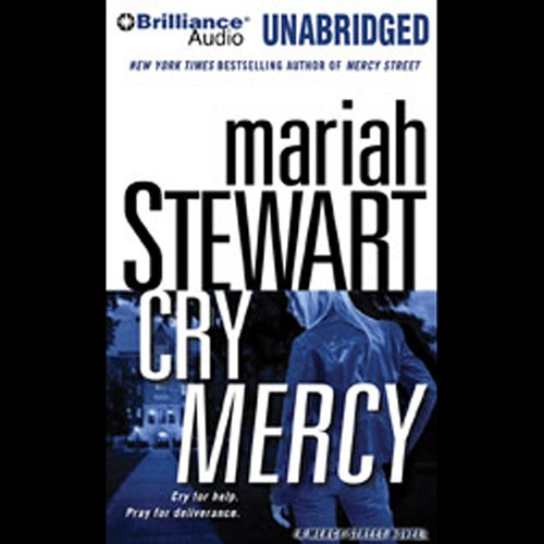 Cry Mercy audiobook cover art