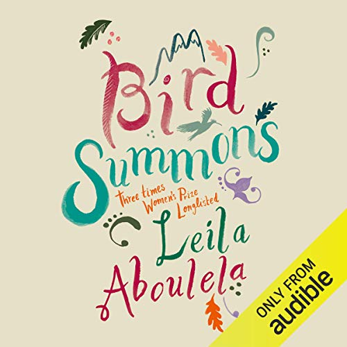 Bird Summons audiobook cover art