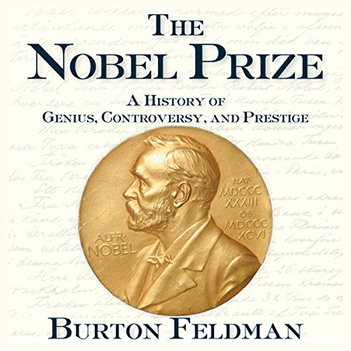 The Nobel Prize audiobook cover art