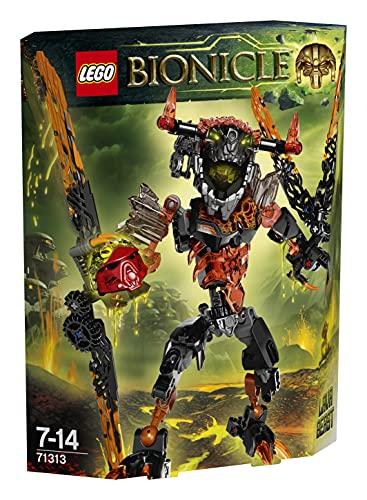 LEGO 71313 - Set Costruzioni Bionicle Bestia Lavica