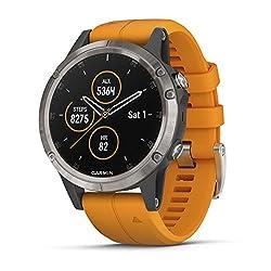 Garmin Fenix 5 Plus Open Water Watch