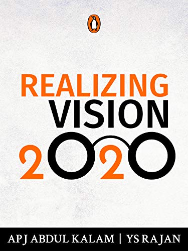 Realizing Vision 2020: (Penguin Petit) (India Vision 2020 By Apj Abdul Kalam)