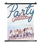 SNSD Girls 039 Generation 少女時代 スクロールポスター「PARTY」シングル写真 (001)