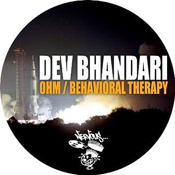 Ohm / Behavioral Therapy