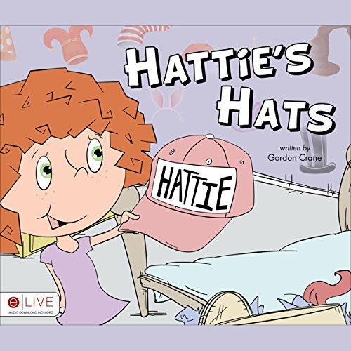 Hattie's Hats audiobook cover art