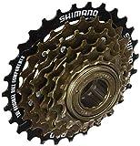 Shimano Tourney Vis de vélo de montagne 6 vitesses sur roue libre MFTZ20