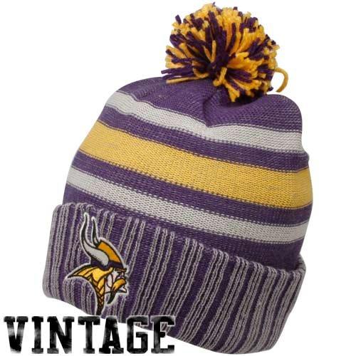 NFL Classics Cuffed Pom Knit Hat - KD97Z 9a8874607
