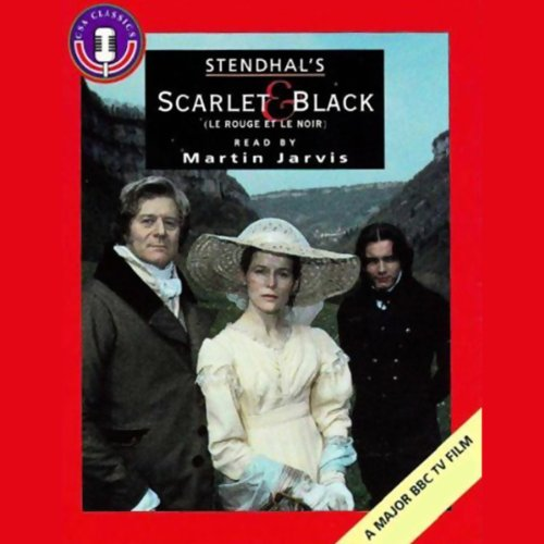Scarlet and Black cover art