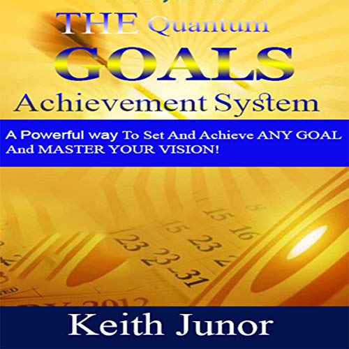 The Quantum Goals Achievement System cover art