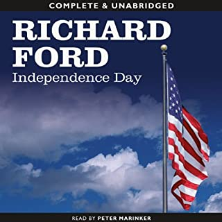 Independence Day audiobook cover art
