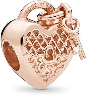 Best pandora bracelet with heart lock Reviews