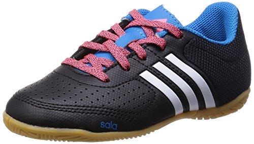 adidas Ace 15.3 CT J, Scarpe da Calcetto Uomo, Multicolore (Black/Blue/White/Pink), 38 2/3 EU