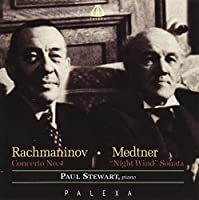 Plays Rachmaninov & Medtner