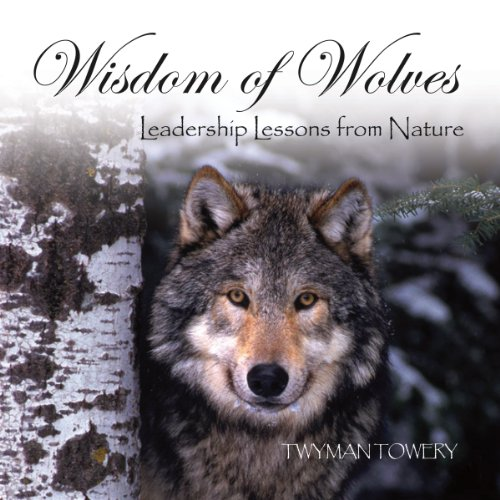 Wisdom of Wolves audiobook cover art