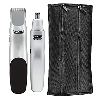 Wahl Groomsman Battery Beard and Mustache Trimmer