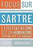 Sartre l'Existentialisme est un Humanisme l'Être et le Néant