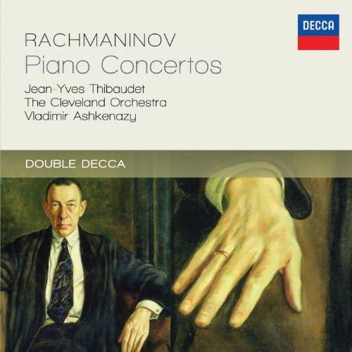 Jean-Yves Thibaudet, The Cleveland Orchestra & Vladimir Ashkenazy