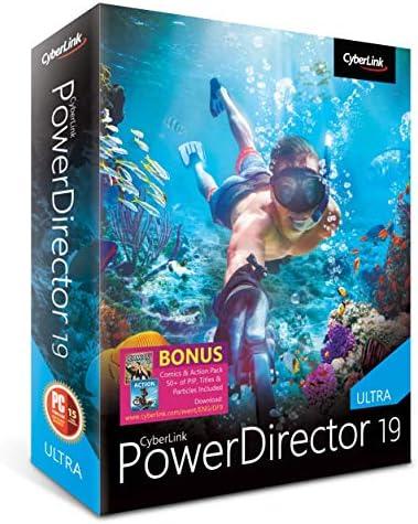 Cyberlink PowerDirector 19 Ultra product image