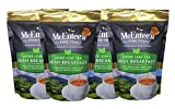 McEntee's Irish Breakfast Tea (Pack of 4) - 250g Refill Bags - Expertly Blended in Ireland. A Traditional Irish Blend of Ceylon and Assam tea's Delivering That Taste of Home.