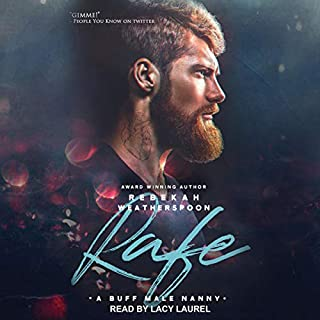 Rafe: A Buff Male Nanny audiobook cover art