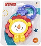 Fisher Price Infant – Mordedor con sonajero Leoncito Multicolor