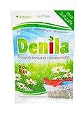 Denila, Color détergent universel biologique, bio-dégradable, Allergic adapté, sans parfums, respectueuses de l'environnement - 1 cycle de lavage seulement 3 g, optimal sur les voyages - achetez-vous et vous donnez un bon sentiment