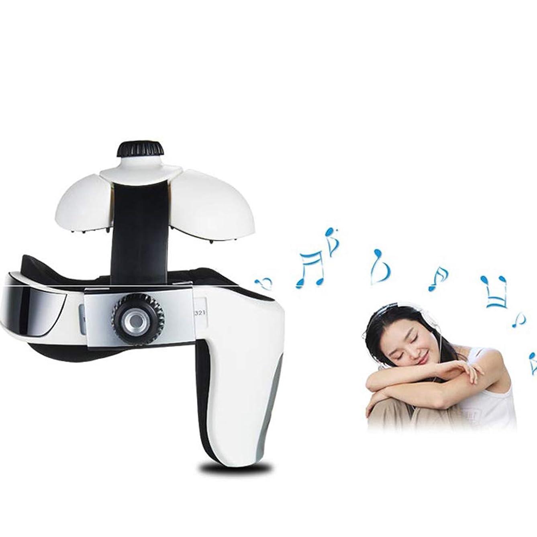 水素販売計画いつか多機能ヘッドマッサージャー-疲労を和らげ、血液循環を促進するための音楽マッサージ振動ネックマッサージ