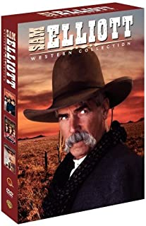 Sam Elliott Western Collection: (Rough Riders / You Know My Name / The Desperate Trail)