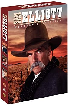 Sam Elliott Western Collection  Rough Riders / You Know My Name / The Desperate Trail