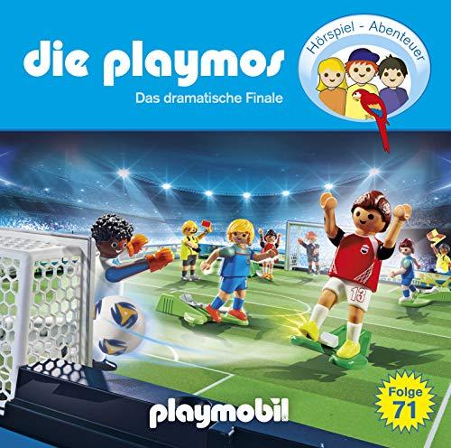Die Playmos - Folge 71: Das dramatische Finale (Das Original Playmobil Hörspiel)