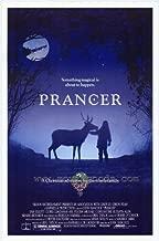 Prancer Movie Poster (27 x 40 Inches - 69cm x 102cm) (1989) -(Sam Elliott)(Rebecca Harrell)(Cloris Leachman)(Rutanya Alda)(John Joseph Duda)(Abe Vigoda)