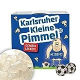 Karlsruhe Bademantel ist jetzt KLEINE PIMMEL für Karlsruhe-Fans | Stuttgart & FC Darmstadt Fans Aufgepasst Geschenk für Männer-Freunde-Kollegen