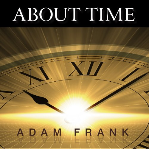 About Time audiobook cover art