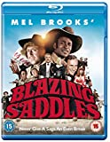 Blazing Saddles - 40th Anniversary Edition [Blu-ray] [1974] [Region Free]