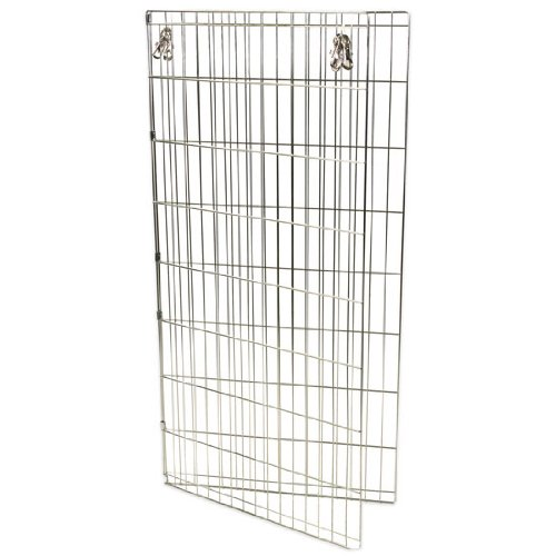 Precision Pet Silver SXP Top with Snaps Boxed 48 in. x 48 in.