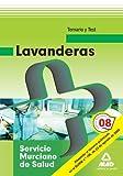 Lavanderas del Servicio Murciano de Salud. Temario y Test