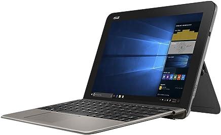 ASUSノートパソコンTransBook(Core i7-8550U/4GB・eMMC 64GB/10.1インチ/Office搭載/スレードグレー)【日本正規代理店品】T103HAF-GR079LTE
