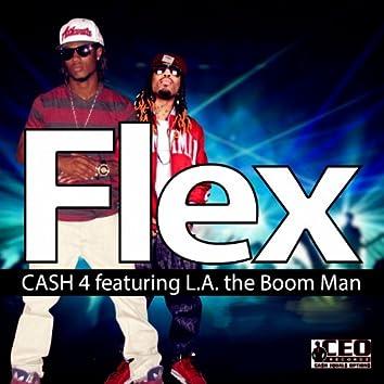 Flex (Remix) [feat. La da Boomman, Ca$H 4 & Ceo Recordz]