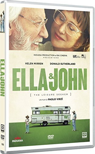 Ella und John - The Leisure Seeker (1 DVD)