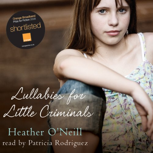 Lullabies for Little Criminals audiobook cover art