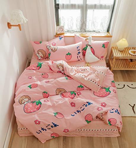 Japanese Kawaii style Duvet cover set