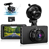 Best Dash Cameras - Dash cam front and rear camera, 1080P Full Review