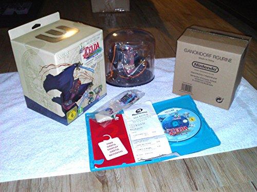 The Legend of Zelda : Wind Waker HD Collector - édition limitée WII U