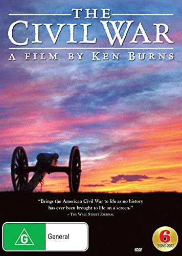 Der amerikanische Bürgerkrieg / The Civil War - 6-DVD Set ( ) [ Australische Import ]
